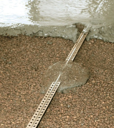 стяжка пола керамзитом