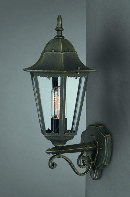 балконный светильник