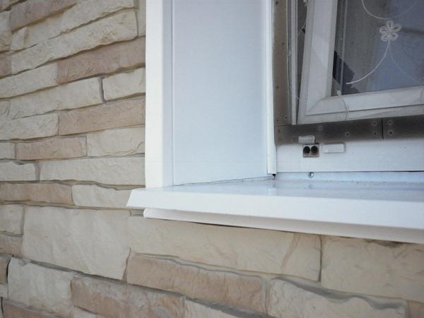 наружные металлические откосы на окна своими руками