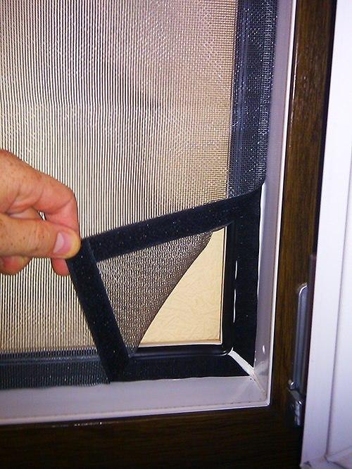 Сборка москитной сетки на пластиковые окна своими руками