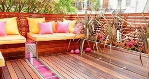 скамейка на балкон