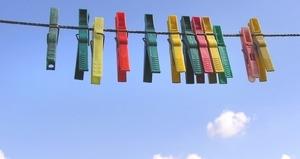 веревки для белья на балкон