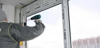 остекление лоджии пластиковыми окнами