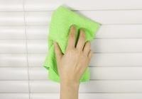 как помыть жалюзи в домашних условиях