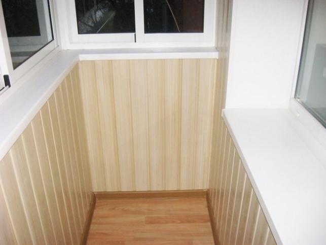 Балконы вагонкой пвх 1 руб.
