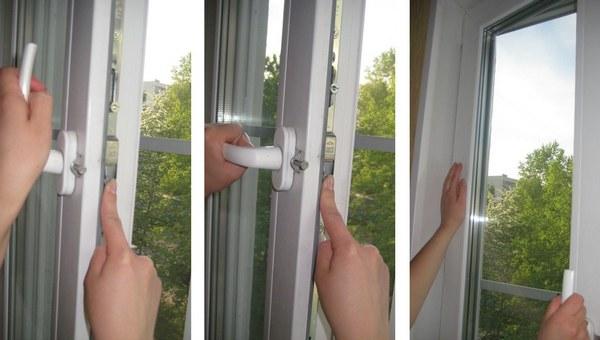 не закрывается пластиковое окно ручка не поворачивается