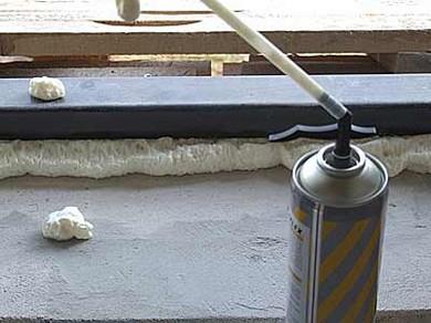 Наружная гидроизоляция стыков и швов