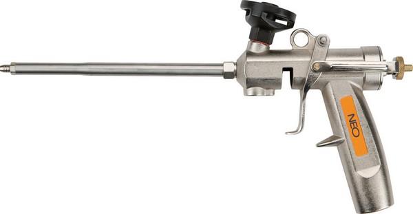 пистолет для строительной пены