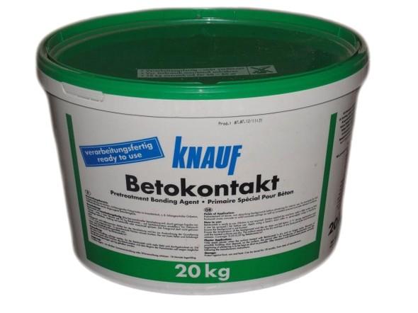 грунтовка бетоноконтакт кнауф технические характеристики