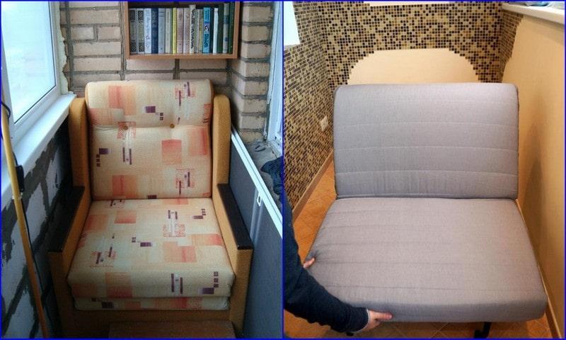 балконные кресла